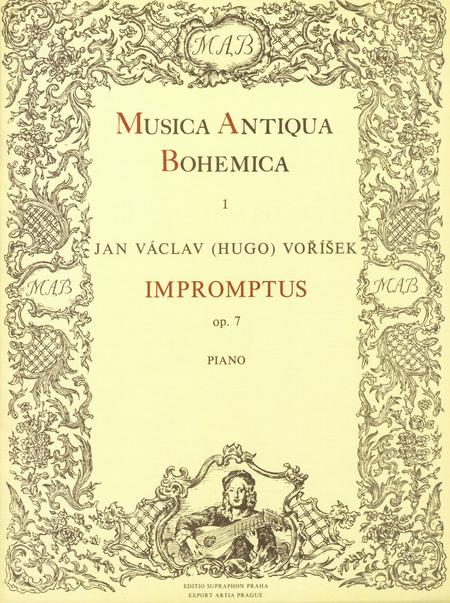 Impromptus, Op. 7