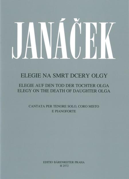 Elegie auf den Tod der Tochter Olga