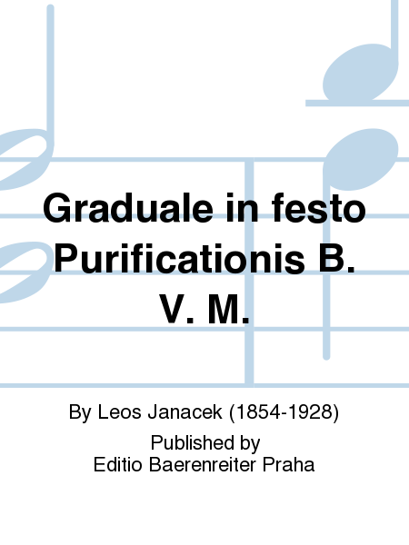 Graduale in festo Purificationis B. V. M.