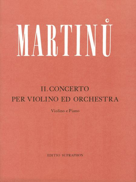 Konzert fur Violine und Orchester No. 2