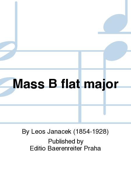 Mass B flat major