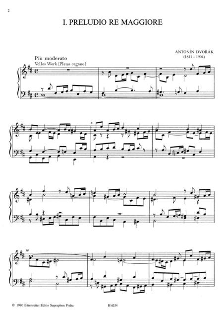 Praludien und Fugen fur Orgel
