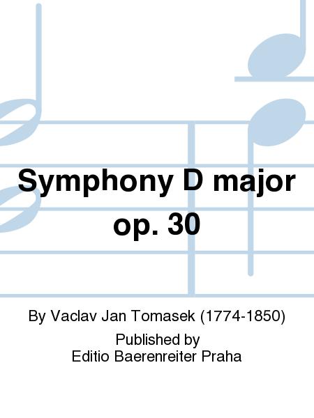 Symphony D major op. 30