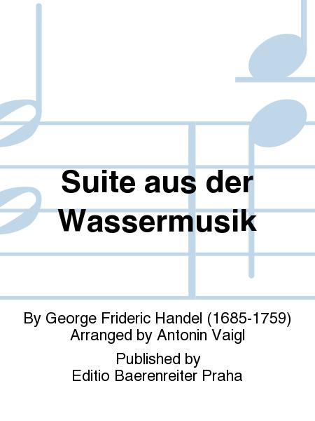Suite aus der Wassermusik