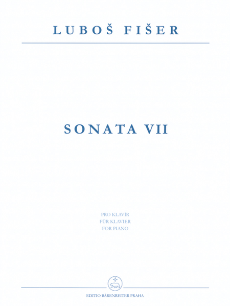 Sonata VII for Piano