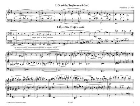 Zehn Choralvorspiele