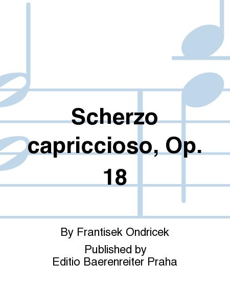 Scherzo capriccioso, Op. 18