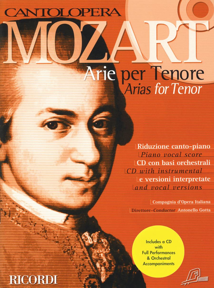 Mozart Arias for Tenor