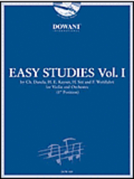 Easy Studies, Volume 1 (First Position)