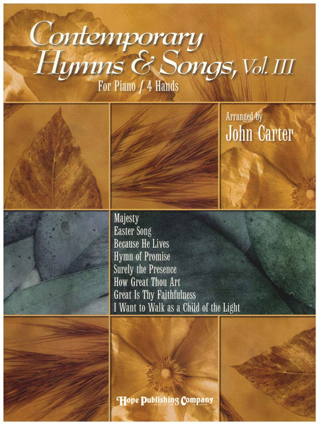 Contemporary Hymns and Songs, Vol. III