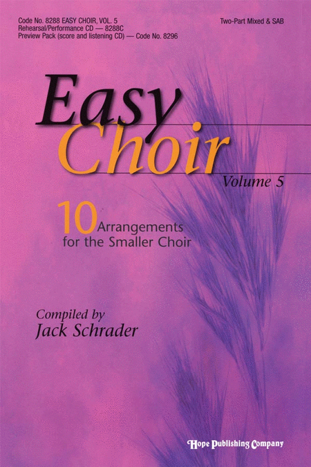 Easy Choir Vol. 5