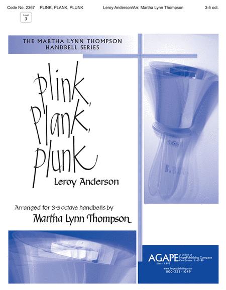 Plink, Plank, Plunk
