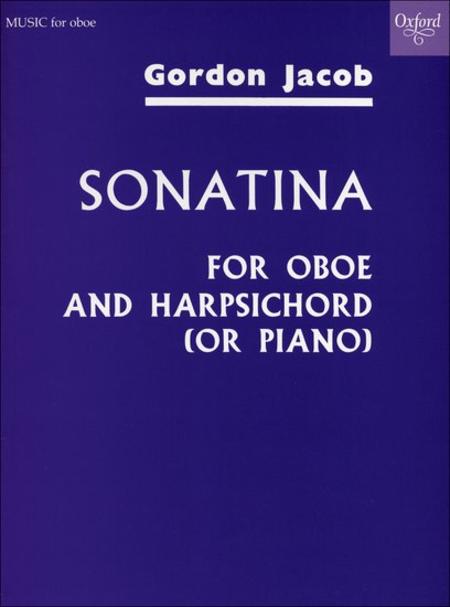 Oboe Sonatina
