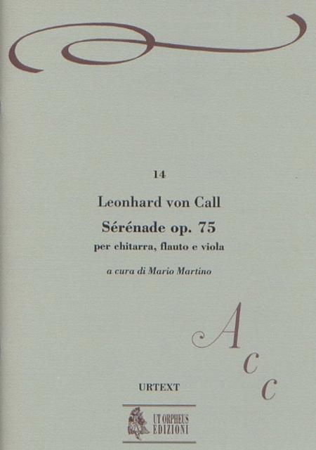 Serenade Op. 75
