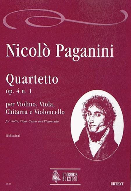 Quartet Op. 4 No. 1