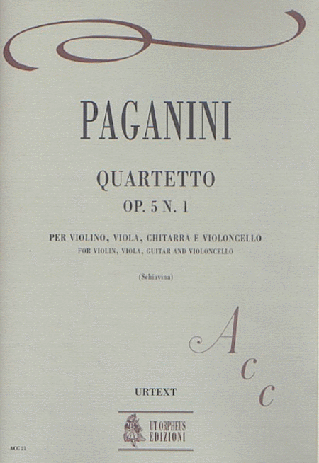 Quartet Op. 5 No. 1