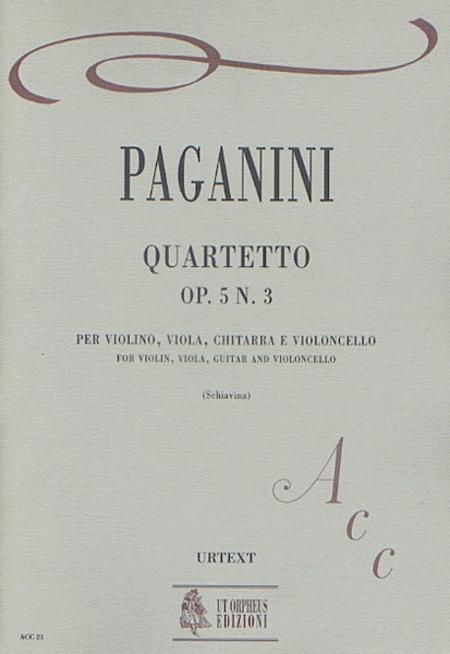 Quartet Op. 5 No. 3