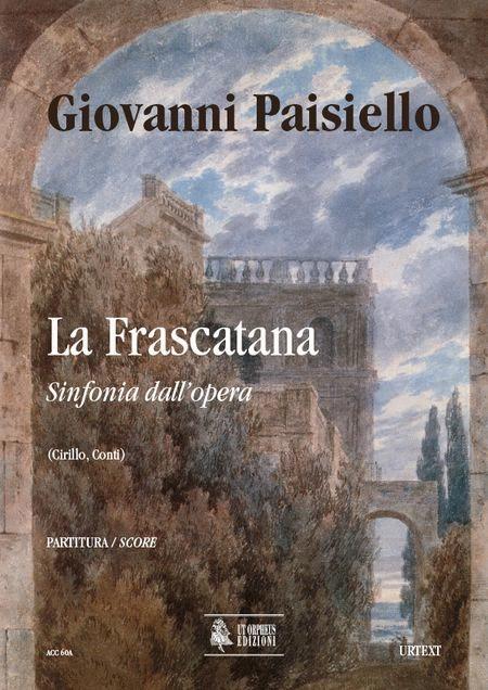 La Frascatana. Sinfonia
