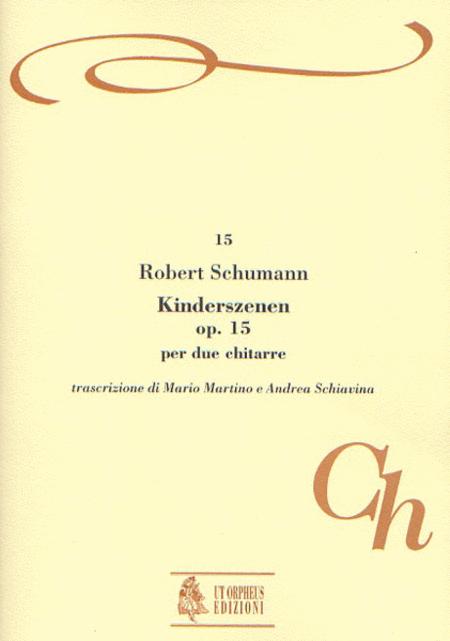 Kinderszenen Op. 15