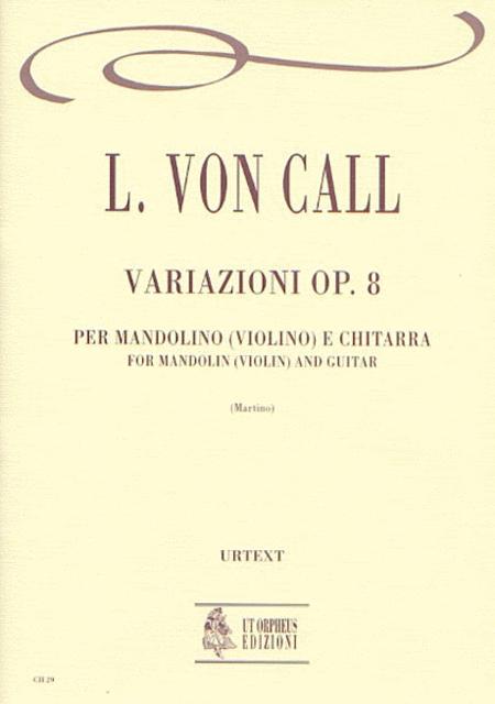 Variations Op. 8