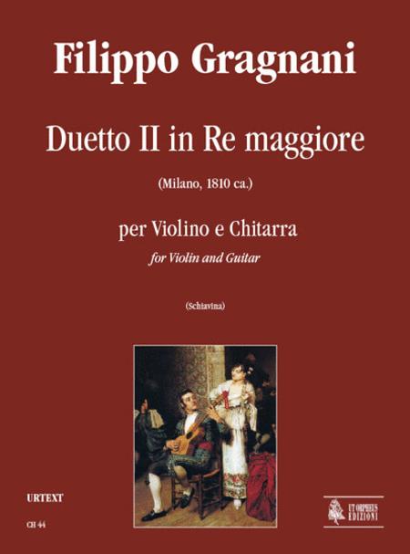 Duet No. 2 in D Major