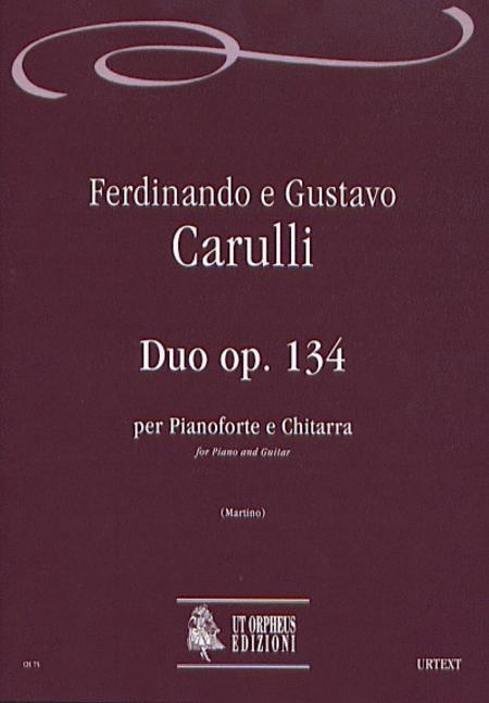 Duo Op. 134