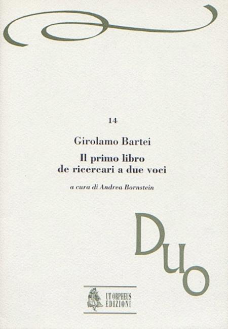 Il primo libro de Ricercari a due voci (Roma 1618)
