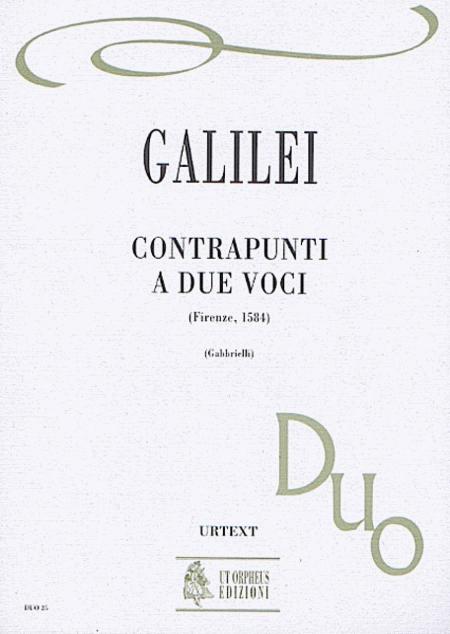 Contrapunti a due voci (Firenze 1584)
