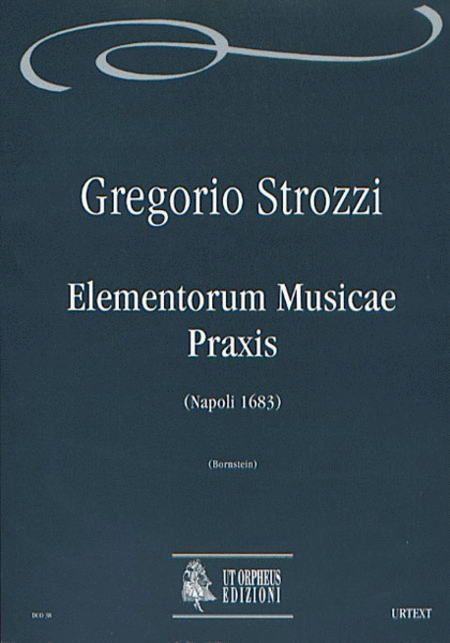 Elementorum Musicae Praxis (Napoli 1683)