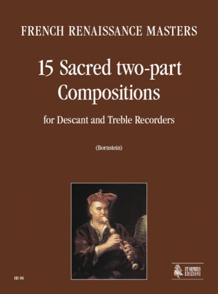 15 Sacred two-part Compositions