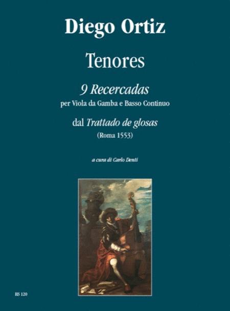 Tenores. 9 Recercadas from