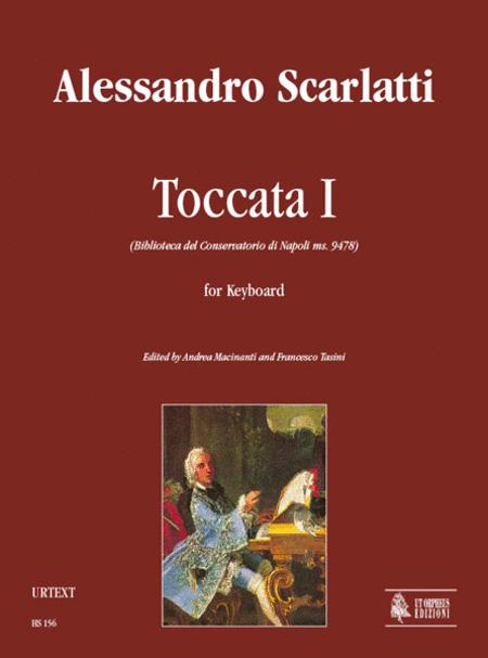 Toccata I (Biblioteca del Conservatorio di Napoli ms. 9478)