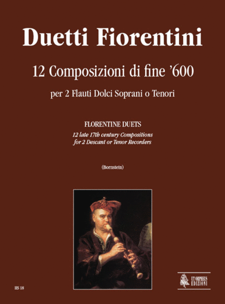 Florentine Duets. 12 late 17th century Compositions