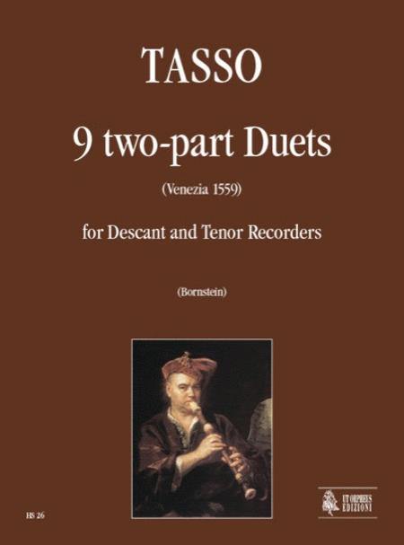 9 Duets (Venezia 1559)