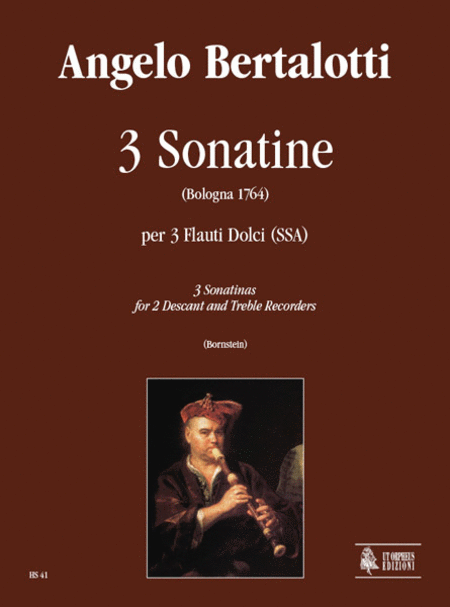 3 Sonatinas (Bologna 1764)