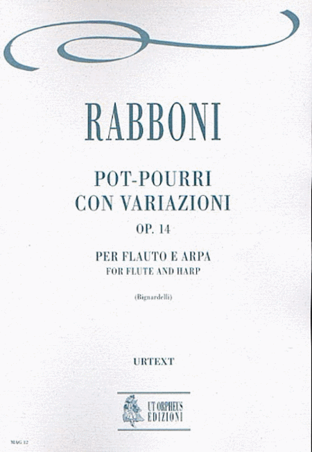 Pot-pourri with Variations Op. 14