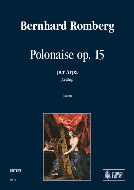 Polonaise Op. 15