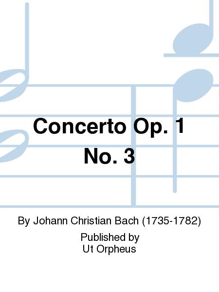 Concerto Op. 1 No. 3