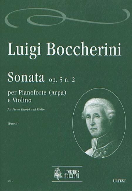 Sonata Op. 5 No. 2
