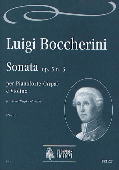 Sonata Op. 5 No. 3