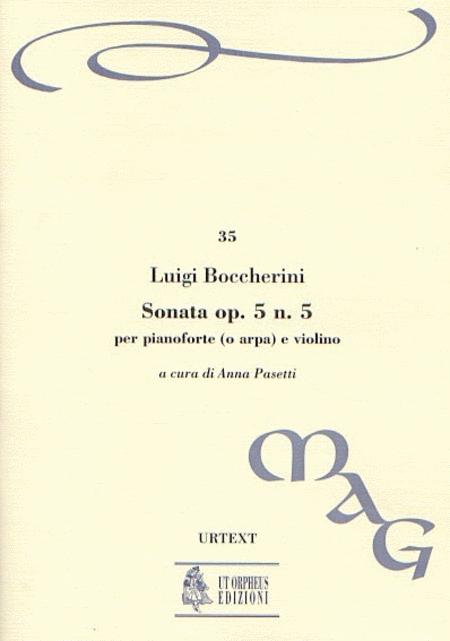 Sonata Op. 5 No. 5