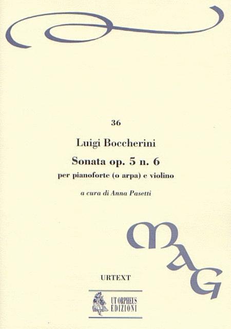 Sonata Op. 5 No. 6