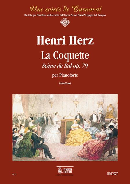 La Coquette. Scene de Bal Op. 79