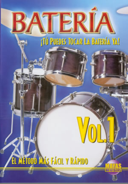 Bateria Volume 1 (Spanish Only)