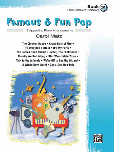 Famous & Fun Pop - Book 2