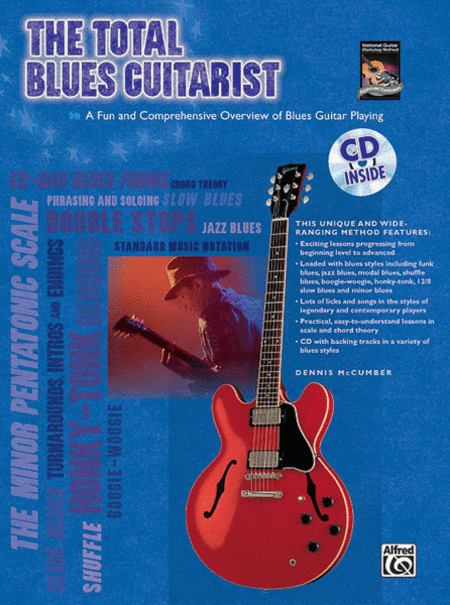 The Total Blues Guitarist