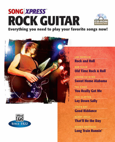 Songxpress - Rock Guitar (CD-Rom)