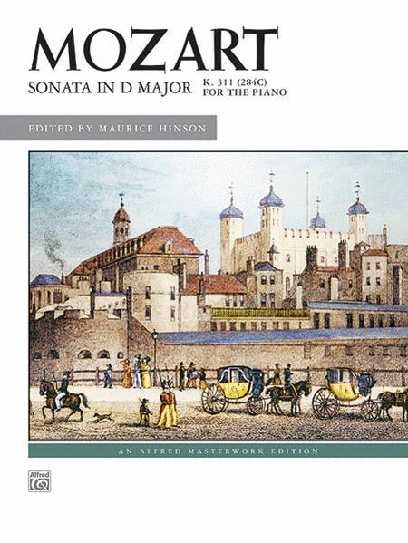 Sonata in D Major, K. 311