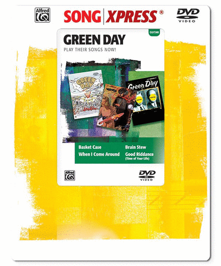 Song-Xpress Green Day (DVD)