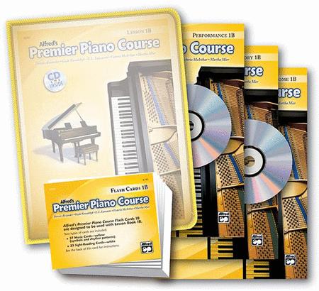 Alfred's Premier Piano Course Success Kit, Level 1B